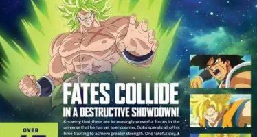 Dragon Ball Super: ¿La edición BLU RAY y DVD de DBS Broly traerá 45 minutos extras?