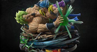 Dragon Ball Super: Se presenta una nueva figura ultra realiza y coleccionable de DBS Broly