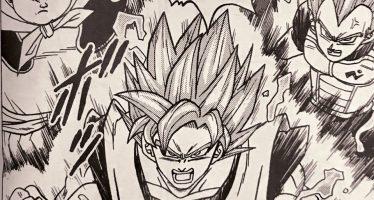 Dragon Ball Super: Primeras imágenes filtradas del manga número 49 de DBS