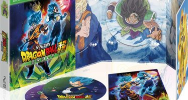 Dragon Ball Super: Unboxing de la Edición Coleccionista de Dragon Ball Super Broly