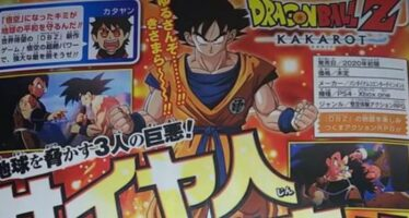 Dragon Ball Z: Kakarot promete ser uno de los juegos más fieles a la historia original «Weekly Shonen Jump»