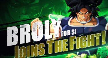 Dragon Ball Fighter Z: Se revela un nuevo Trailer del juego en el que se confirma la participación de Broly y Gogeta SSJ Blue de DBS