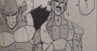 Dragon Ball Super: Primeras imágenes filtradas del manga número 57 «Gohan Vs Moro»