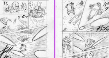 Dragon Ball Super: Se filtran imágenes inéditas del borrador del manga número 56 que no fueron incluidas en el manga