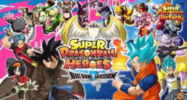 Super Dragon Ball Heroes: Scans liberadas de lo que veremos en la serie Big Bang Mission