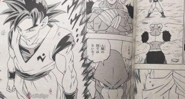 Dragon Ball Super: Primeras imágenes filtradas del manga número 58 de DBS «Moro Vs Goku Ultra instinto»
