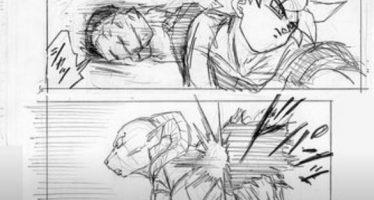 Dragon Ball Super: Nuevas filtraciones de los borradores para el manga número 59 «La nueva posición de pelea de Goku»