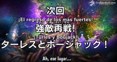 Super Dragon Ball Heroes: Título, sinopsis y fecha de estreno oficial para el capítulo 23 ¡Turles y Bojack!