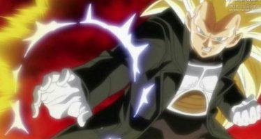 Y finalmente sucedió, Super Dragon Ball Heroes le dio a Vegeta la transformación del SSJ3