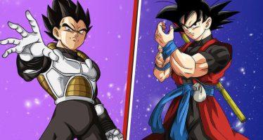 SDBH: Se revela la primera imagen de Vegeta y Goku Xeno SSJ4 en su modo LIMIT BREAKER o GOD
