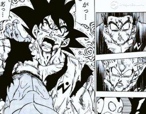 Dragon Ball Super: Primeras imágenes filtradas del manga número 62 «La muerte de Goku»