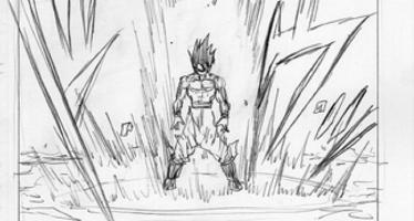 Dragon Ball Super: Primeras bocetos filtrados del manga número 64 «El patrullero galáctico Son Goku»