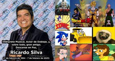 Fallece Ricardo Silva interprete de Chala Head Chala de Dragon Ball Z por Covid «Estas fueron sus últimas palabras»