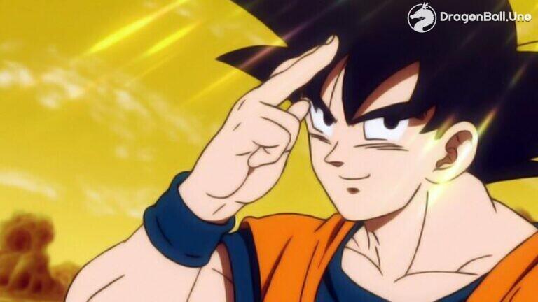 Gokú - Dragon Ball Super BROLY