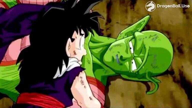 """Piccolo antes de morir, orgulloso de llamar a Gohan """"su amigo"""""""
